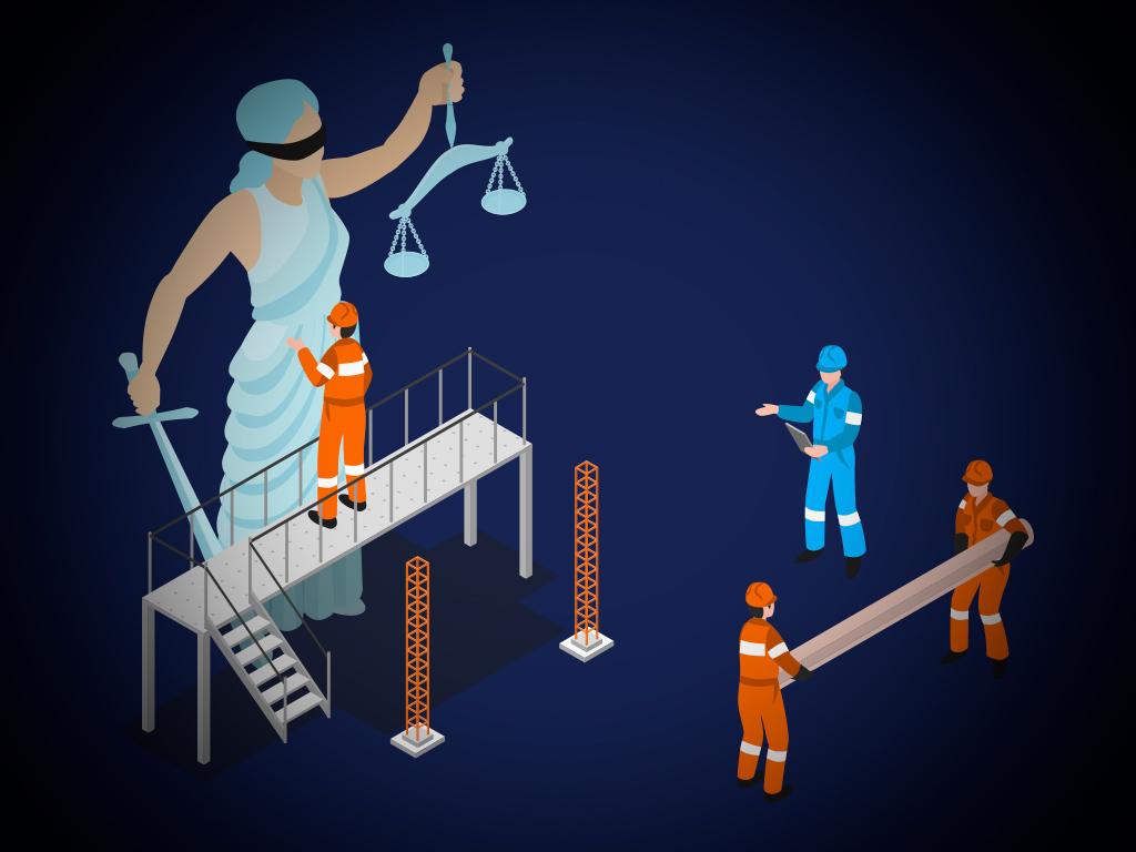 Las reformas en materia de justicia