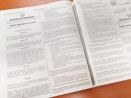 Publican en diario oficial la creación de la Comisión Presidencial Contra la Corrupción