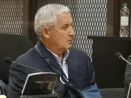 Niegan amparo provisional al expresidente Otto Pérez Molina en caso La Línea