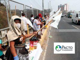 Pacto Ciudadano hace un llamado de seguimiento a COVID-19