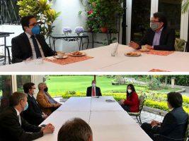 EE.UU. y Europa han demostrado públicamente su apoyo al Fiscal Juan Francisco Sandoval y a la Jueza Erika Aifán