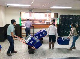 Solicitan retiro de inmunidad a funcionarios judiciales por el caso Comisiones Paralelas 2020