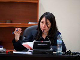 Jueza Erika Aifán alerta sobre ataques en su contra que provienen desde lo interno del Organismo Judicial.