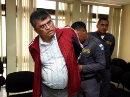 Condenan a Arnoldo Medrano a 29 años de prisión por caso de corrupción