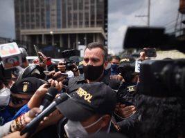 Alejandro Sinibaldi se pone a disposición de la justicia