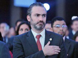 EE. UU. acusa a Acisclo Valladares por lavado de dinero
