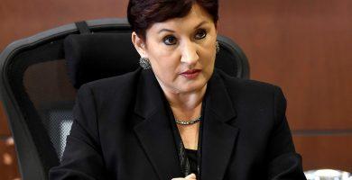 Interpol no acepta orden de captura contra ex fiscal Thelma Aldana