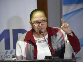 Consuelo Porras da más poderes a la Fiscalía Transnacional