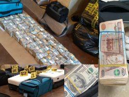 FECI logra mayor incautación de dinero en la historia del país