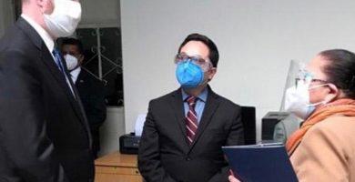 Fuerte apoyo a la FECI y al Fiscal Juan Francisco Sandoval