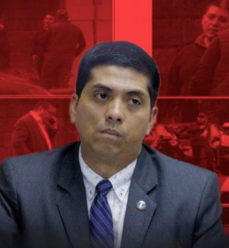 MP solicita antejuicio contra el juez Mynor Moto