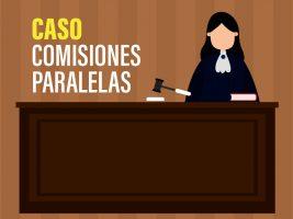 Presentan resultados de la fase 1 en la investigación del caso Comisiones Paralelas