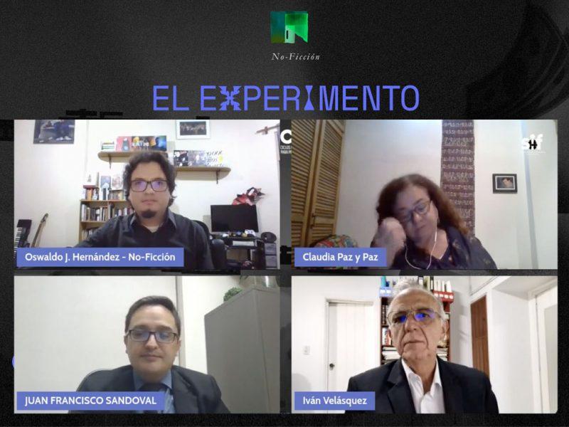 II Foro El Experimento: ¿Hacia dónde va Guatemala post CICIG?