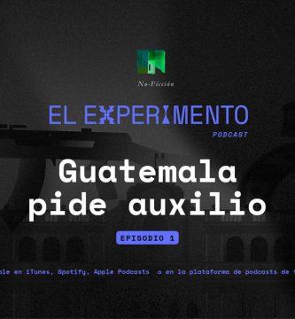 Guatemala pide auxilio