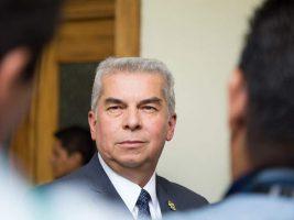 En firme extradición de expresidente del Congreso, Luis Rabbé