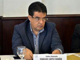 Proceden a la detención del exdiputado Carlos López Girón