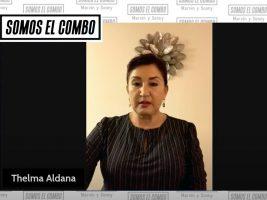 """""""Aquí nadie se rinde"""": Entrevista con la exfiscal general, Thelma Aldana"""