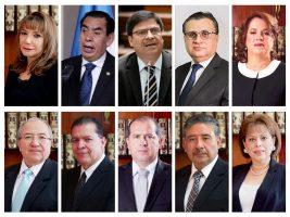 Solicitan levantamiento de inmunidad de diez magistrados relacionados con el caso Comisiones Paralelas 2020