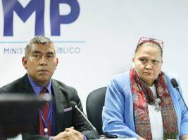 Fiscal Curruchiche inicia persecución judicial contra exfiscal Sandoval usando caso infundado