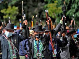 Líderes indígenas dan plazo de cinco días al Presidente y Fiscal General para que renuncien a sus cargos