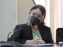 """La CC y la CSJ van tras la """"cabeza"""" de la  jueza Erika Aifán"""