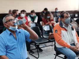 Caso Diario Militar:  fallan en intento de separar al Juez Gálvez