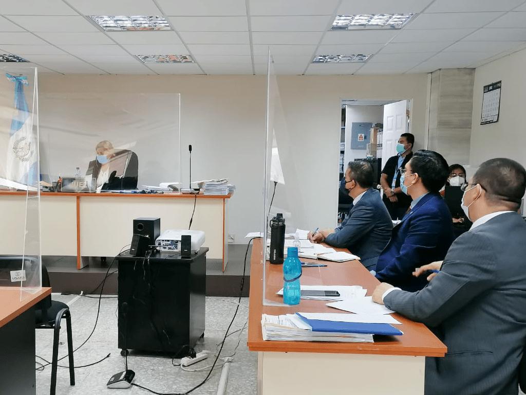 Mecanismos de corrupción Eva Recinos